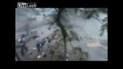 بمبهاران گاز اشک آور پلیس ترکیه