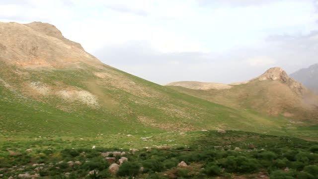 حصار کوه تسیخه (سایت شاهان کوه)