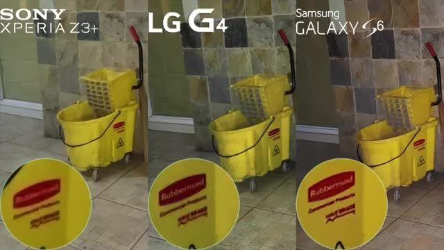 LG G4 vs Xperia Z3+ vs Galaxy S6 _Camera Comparison