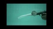 Slow motion gun
