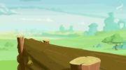 انیمیشن سریالی پرندگان خشمگین۲۰۱۳ |قسمت۳ | دوبله فارسی گلوری