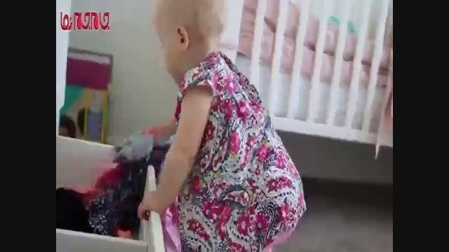 کمک کردن به مادر به شیوه کودکانه فیلم گلچین صفاسا