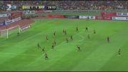 خلاصه بازی منتخب مالزی vs بارسلونا | 1 - 3 | بازی دوستانه