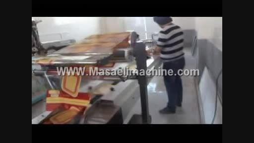 دستگاه بسته بندی نان لواش35723007-031