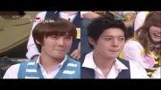رقابت بین جونگ مین و هیون جونگ - SS501