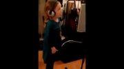 دختر خواننده 9ساله