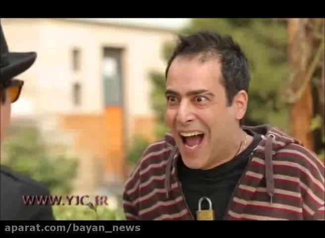 ماجرای کم دقتی مهران مدیری در یک نام گذاری در فیلم عطسه