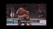 برترین ناک اوت های UFC - شماره 6