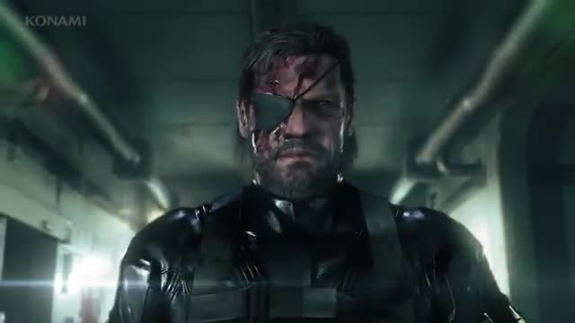 لانچ تریلر Metal Gear Solid V: The Phontom Pain منتشر ش