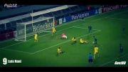 10 گل برتر مرحله گروهی لیگ قهرمانان اروپا 2015