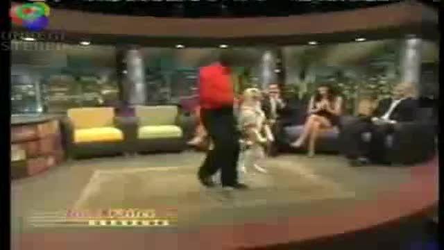 رقص فوق العاده جالب سگ