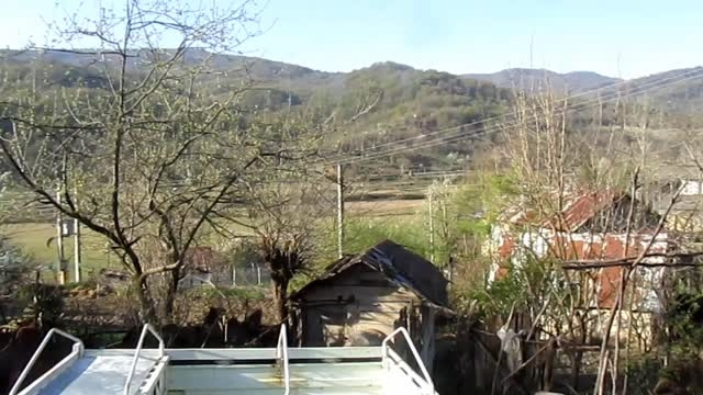روستای زیبای بازیارخیل.شهرستان میاندرود.استان مازندران