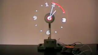 عجیب ترین ساعتی که میشه تصور کرد