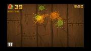 بازی Fruit Ninja (آیفون 5)