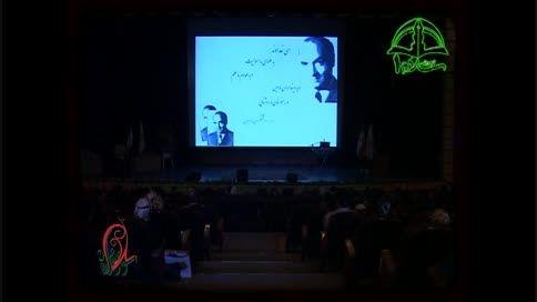 دکتر علی شریعتی پخش شده در جشنواره دبیرستان سلام تجریش