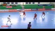 ایران ۵-۱ اندونزی