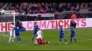 گل های بازی انگلیس 5-0 سن مارینو / مقدماتی یورو 2016