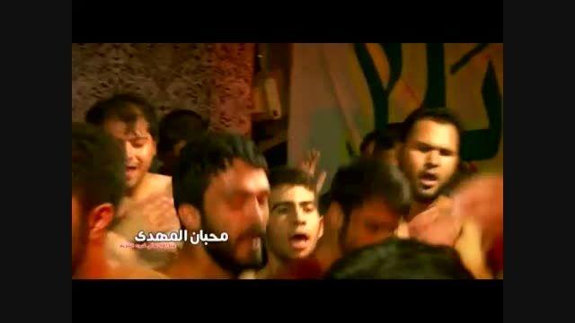 حاج حسین آذری  محرم94 شورزیبای امیرالمومنین علیه السلام