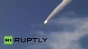 ازمایش سیستم دفاعی موشکی جدید ارتش روسیه در کریمه