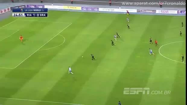 خلاصه بازی : گرانادا اسپانیا 1 - 2 تانگر (دوستانه)