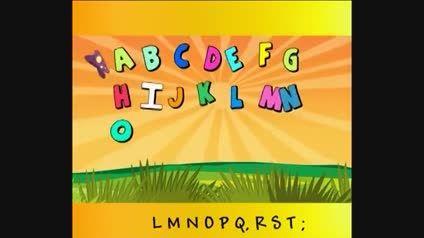شعر كودكانه انگلیسی ABCD Alphabet