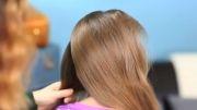 آموزش بافت تاج موی پرنسس السا - جشن تولد تم دار