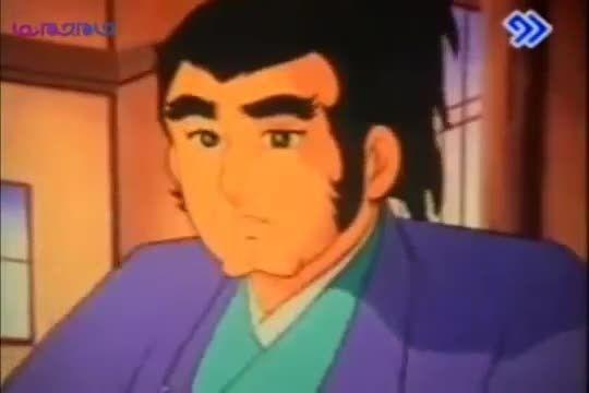 قسمتی از کارتون ای کی یو سان، مرد کوچک