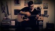 پرکاشن نوازی عجیب روی گیتار