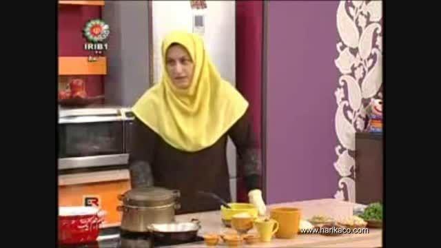 طرز تهیه آش جو - آموزش آشپزی