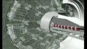 حفاری تونل های زیرزمینی با دستگاه تی بی ام