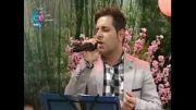 اجرای زنده ترانه حس عجیب توسط مرتضی بخشی زاده در شبکه باران