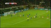 ایتالیا 1 : 1 کرواسی - مقدماتی یورو 2016