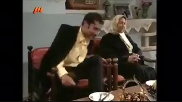 تیکه ای از فیلم {خیلی خنده داره}