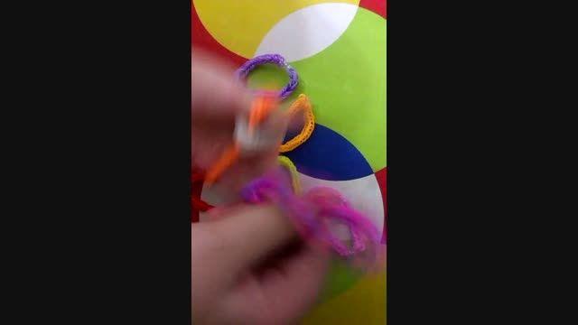 اموزش دستبند فانی بافت