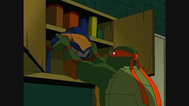 لاکپشت های نینجا 2003 فصل 1 قسمت 21 دوبله فارسی