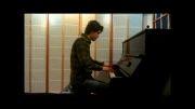 پیانو مونامور   mon amour رضا صفرزاده