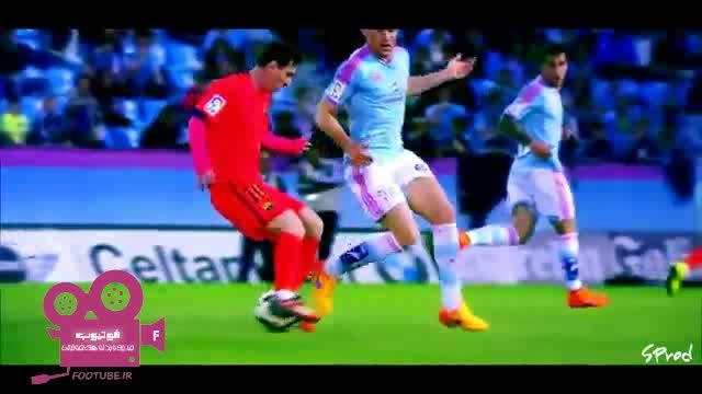 کلیپی زیبا از دو جادوگر دنیا فوتبال ، لیونل مسی - نیمار