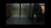 وحشت در مترو!!!