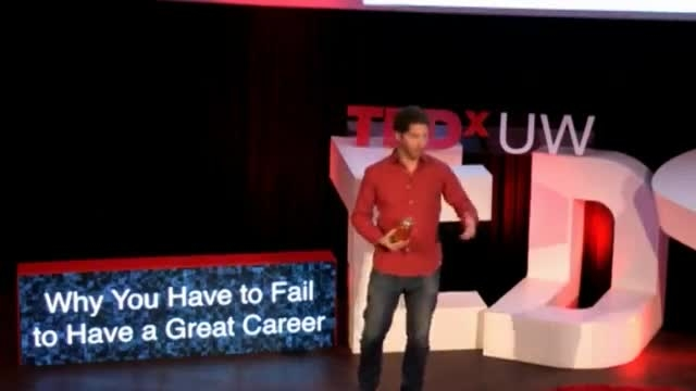Why you have to fail to have a great career: Michael Li