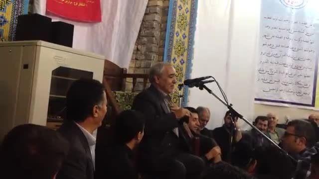 استاد محمد باقر تمدنی
