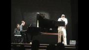 موتزارت - رکوئیم (پیانو و هارمونیکا)