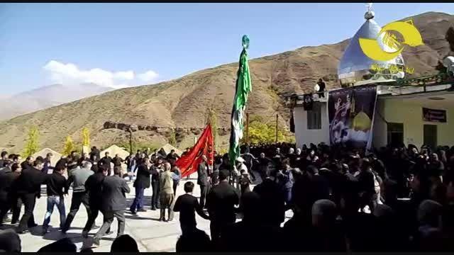 مراسم عاشورای 1394 در روستای شورستان الموت شرقی