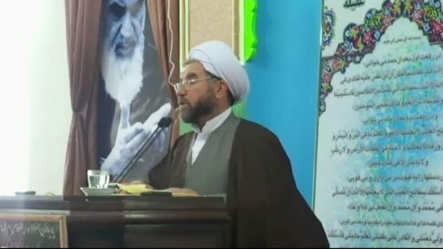 اولین قسمت سخنرانی حاج آقا تقی زاده در مهربان