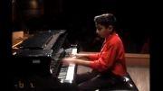 پیانوی زیبای شوپن،کلاس پیانوی پیمان جوکار-هومن نوبخت