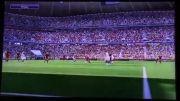 بازی اسپانیا آلمان در PES2015 (پارت 2)