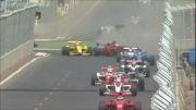 حادثه در مسابقات Formula 2