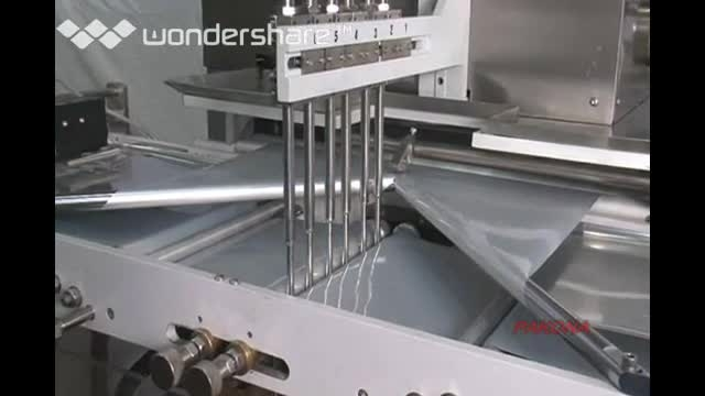 دستگاه پرکن بسته بندی ساشه شش نازله MULTI TRACK پاکونا