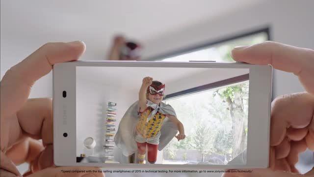 رونمایی گوشی اکسپریا زد 5 Xperia Z5