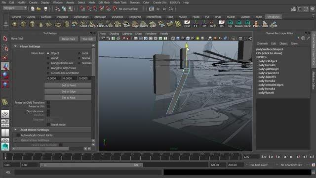 Digital Tutors - Sci-Fi Concept Art in Photoshop and Ma