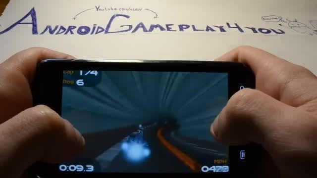 گیم پلی بازی اندرویدی TurboFly HD